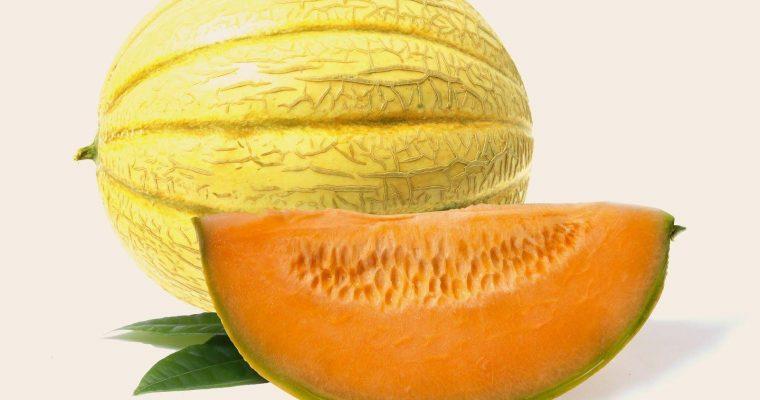 Insalata estiva con rucola e melone